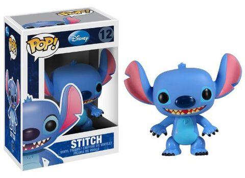Figurine Funko Pop! N°12 - Lilo & Stitch - Stitch