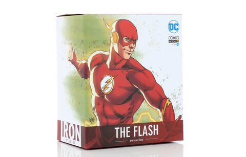 Statuette Iron Studios - DC Comics - The Flash 16 cm