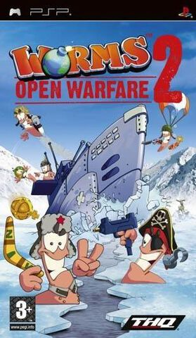 Worms Open Warfare 2