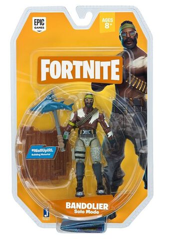 Figurine - Fortnite - Pack Figurine Bandolier