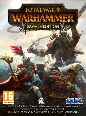 Total War Warhammer Savage Edition