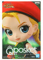 Figurine Q Posket - Street Fighter - Cammy (ver.a)