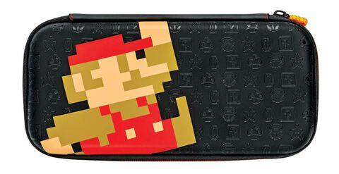 Sacoche de transport Mario rétro