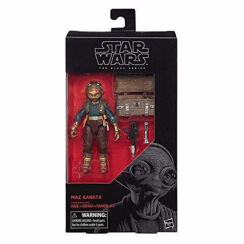 Figurine - Star Wars - Black Series Maz Kanata 15 Cm