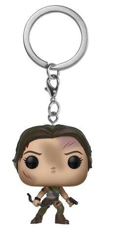 Porte-clés - Tomb Raider - Pop Lara Croft
