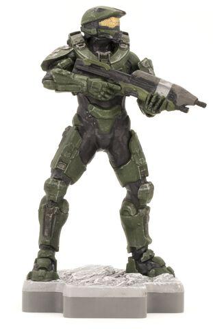 Figurine Totaku N°25 - Halo - Master Chief - Exclusivité Micromania-Zing