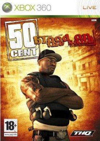 50 Cent, Blood On The Sand