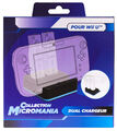 Double Station De Recharge Micromania Collection