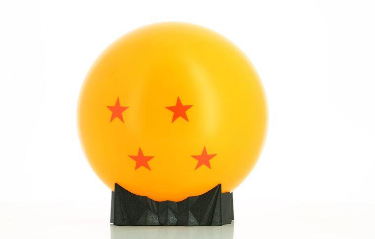 Lampe - Dragon Ball - Boule de Cristal