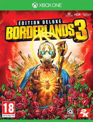 Borderlands 3 Deluxe (exclusivité Micromania)