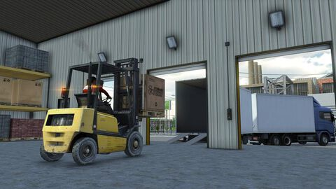 Truck & Logistic Simulator