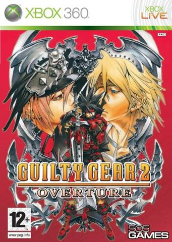 Guilty Gear 2, Overture