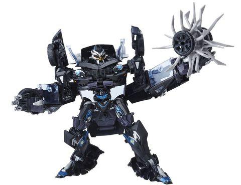 Figurine - Transformers - Mv6 Masterpiece Tf1 Decepticon