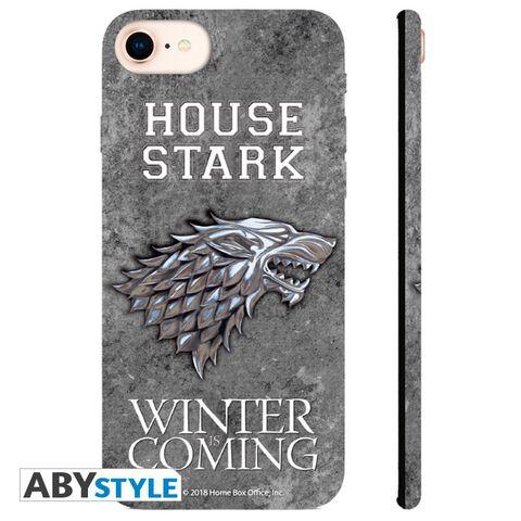 Coque de Téléphone - Game of Thrones - iPhone 6/7/8 House Stark