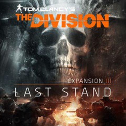 DLC - The Division - Baroud d'honneur