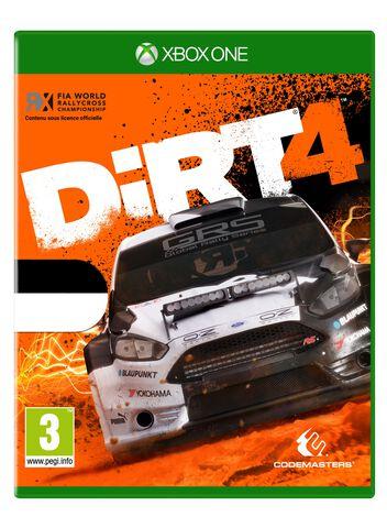* Dirt 4