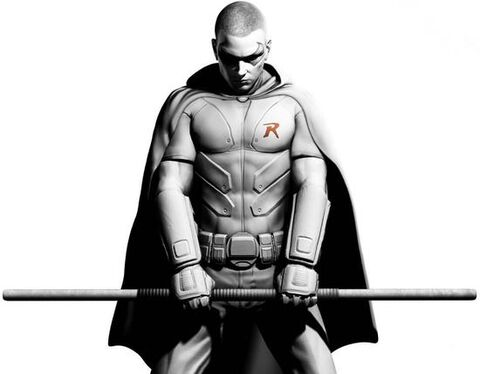Dlc Batman Arkham City Pack Robin
