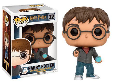 Figurine Funko Pop! N°32 - Harry Potter - Harry Avec Prophecy