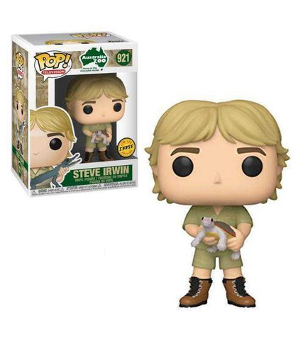 Figurine Funko Pop! - Crocodile Hunter - Steve Irwin ( C )