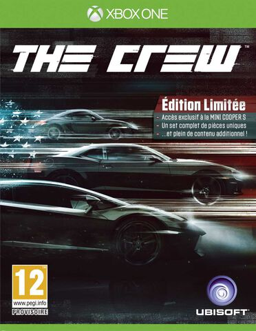 The Crew Edition Limitée