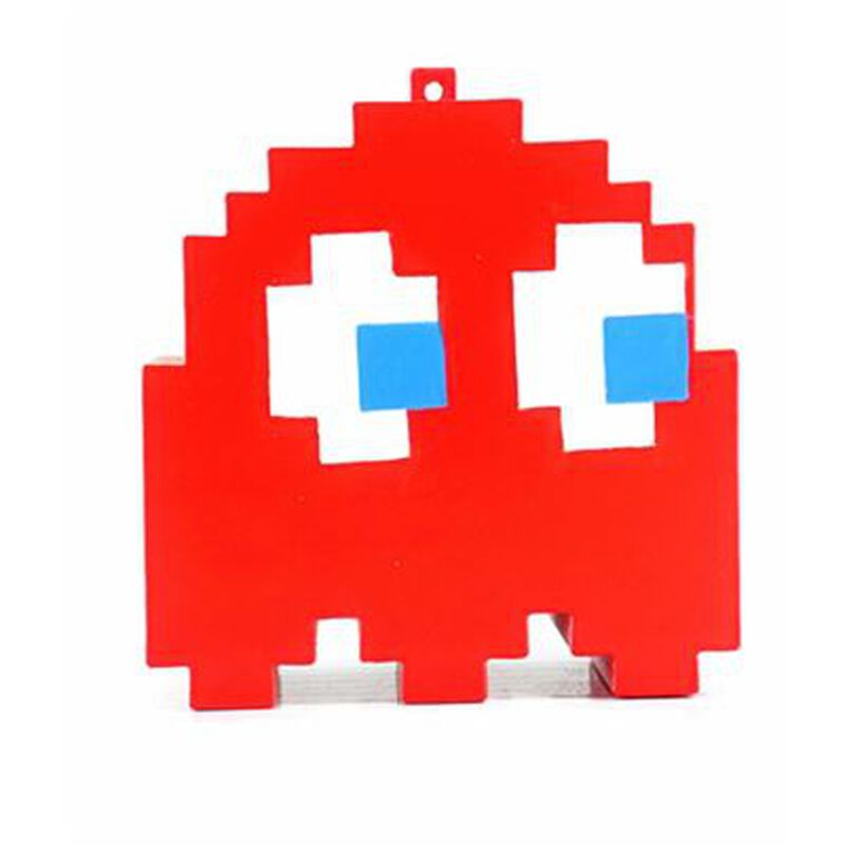 Figurine Lumineuse - Pac-Man - Fantôme Blinky rouge