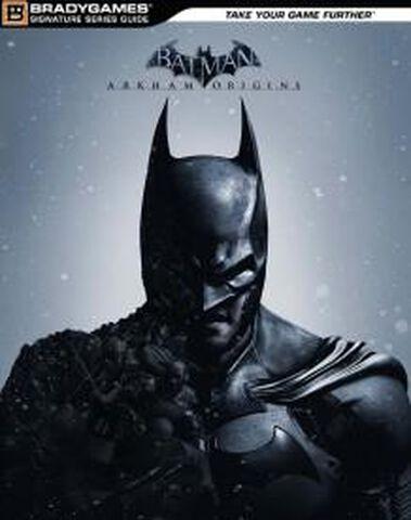 Guide Batman : Arkham Origins