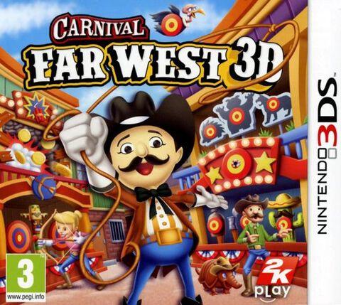 Carnival : Far West 3d