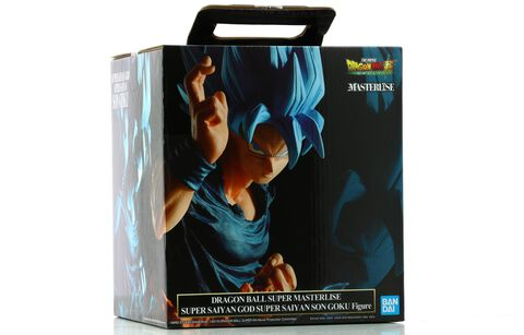 Figurine - Dragon Ball Super - Masterlise Sangoku Super Saiyan God