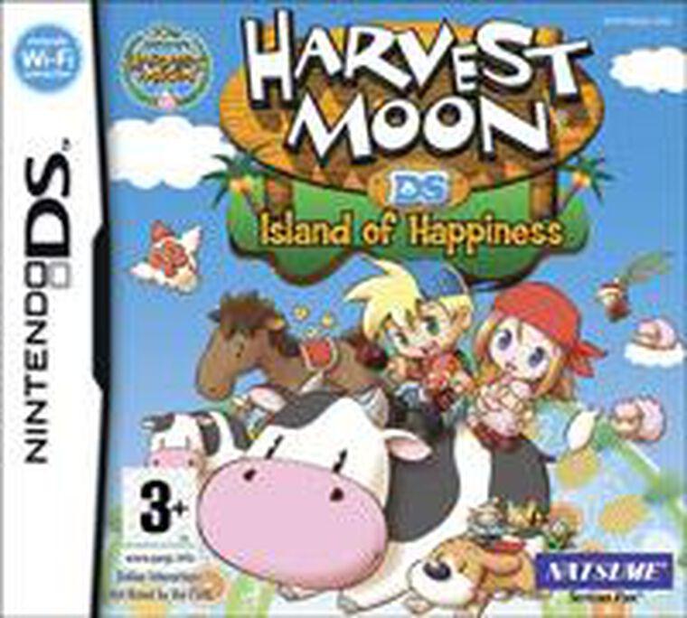 Harvest Moon, Ile Sereine