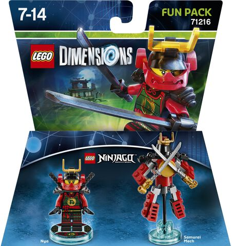 Figurine Lego Dimensions Nya Lego Ninjago