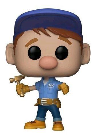 Figurine Funko Pop! N°11 - Ralph 2.0 - Félix
