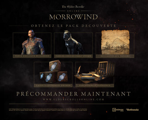 Elder Scrolls Online Morrowind Collector