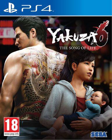 Yakuza 6 : The Song of Life
