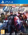 Marvel's Avengers Deluxe Edition - Versions PS5 et