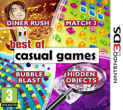 Best of Casual Games