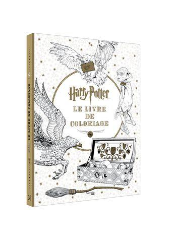 Livre - Harry Potter - Le Livre de coloriage