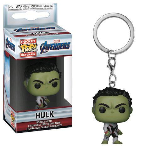 Porte-clés - Avengers Endgame - Hulk