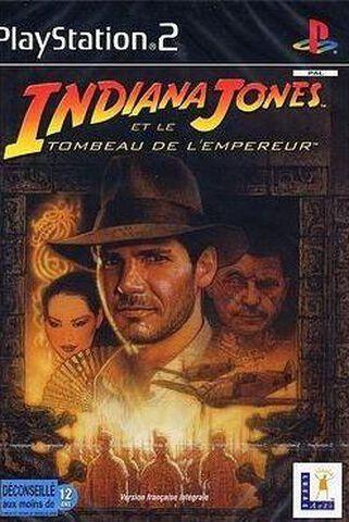 Indiana Jones Et Le Tombeau De L'empereur