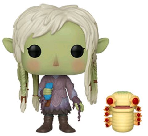 Figurine Funko Pop! N°859 - The Dark Crystal - Deet