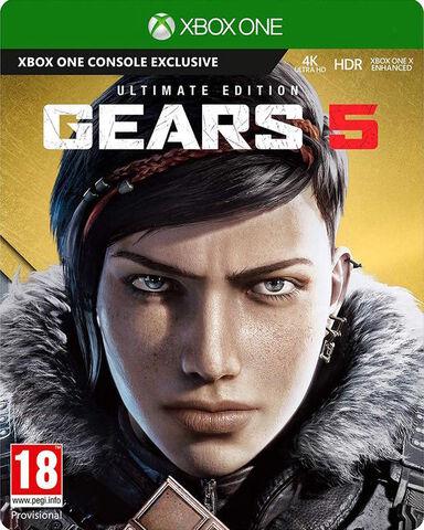 Gears 5 Ultimate Edition (exclusivité Micromania)