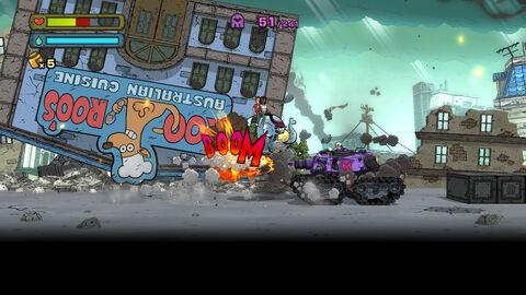 Tempo The Badass Elephant - Jeu complet - Version digitale
