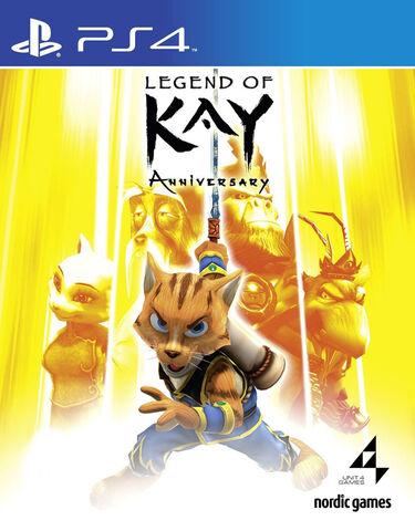 Legend of Kay Anniversary - Haute Définition
