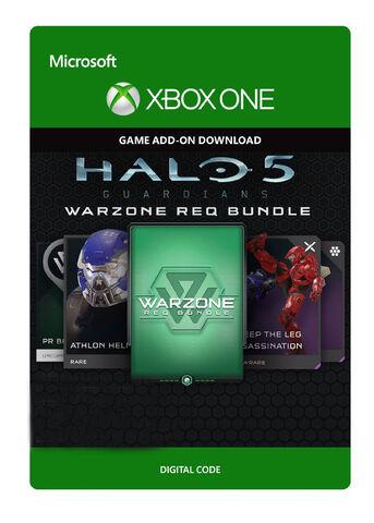 DLC - Halo 5 Warzone Req Bundle