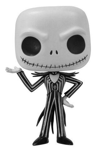 Figurine Funko Pop! N°15 - L'etrange Noel De Mr. Jack - Jack Skellington