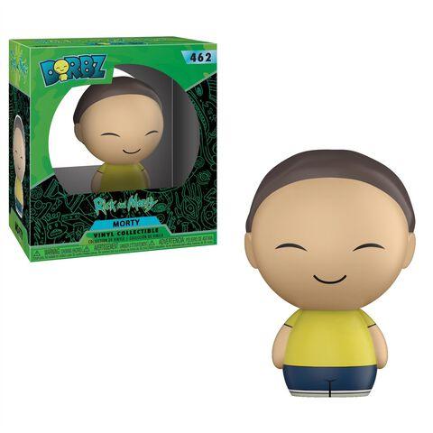 Figurine Dorbz N°462 - Rick et Morty - Morty