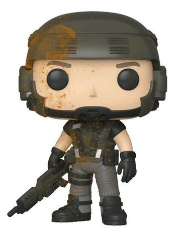 Figurine Funko Pop! N°735 - Starship Troopers - Johnny Rico Sdcc 2019
