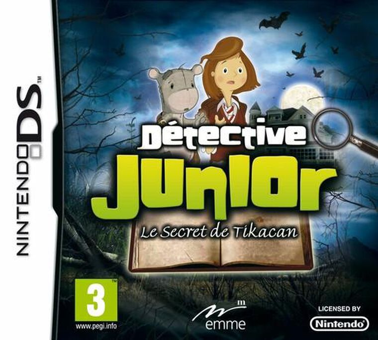 Detective Junior : Le Secret De Tikacan