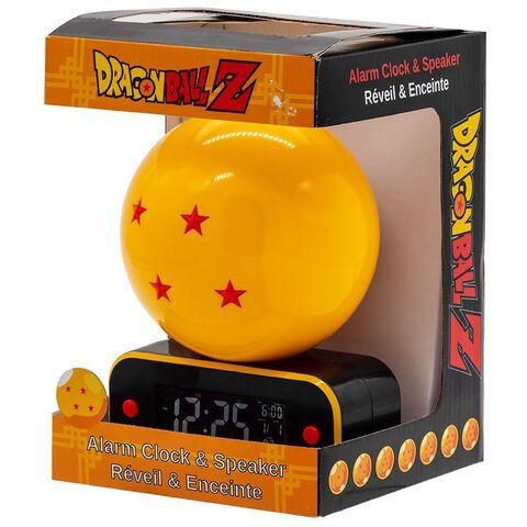 Réveil et enceinte - Dragon Ball