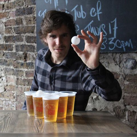 Jeu - Beer Pong
