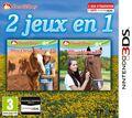 2 Jeux En 1 Mon Cheval Western + Mon Haras Au Galop Vers L'aventure
